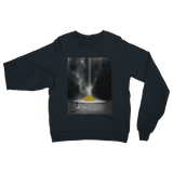 Space Pyramid Classic Adult Sweatshirt - Lone Space Ranger