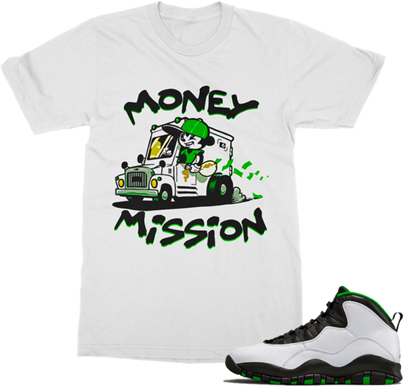 black money mission Classic Adult T-Shirt - Lone Space Ranger