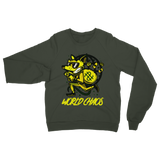 World Chaos Retro 6 Classic Adult Sweatshirt