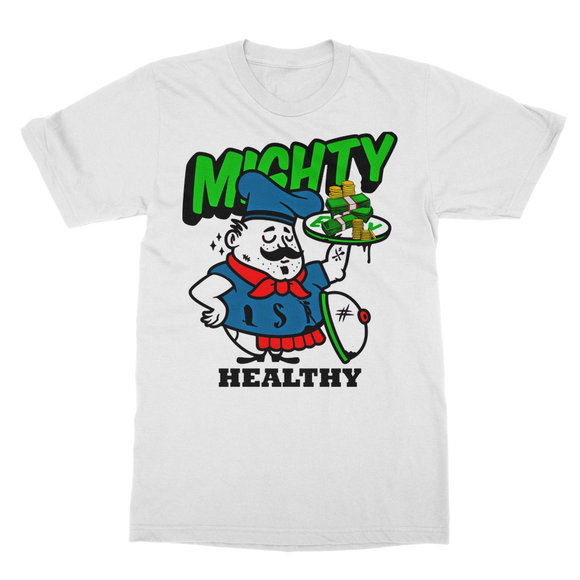 Healthy Meal Classic Adult T-Shirt - Lone Space Ranger