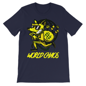 World Chaos Retro 6 Classic Kids T-Shirt - Lone Space Ranger