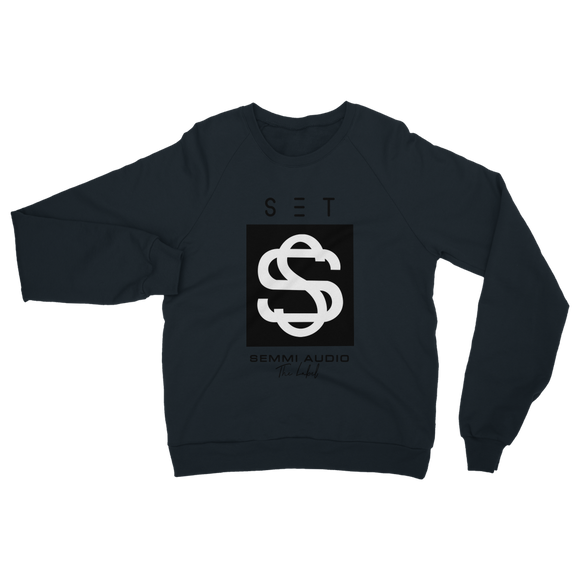 SS The Label Classic Adult Sweatshirt - Lone Space Ranger