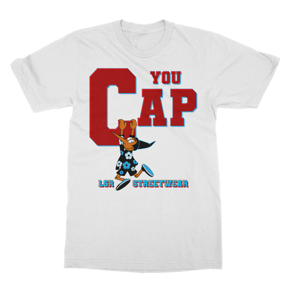 You Cap UNC To Chi Classic Adult T-Shirt - Lone Space Ranger