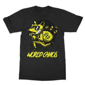 World Chaos Retro 6 Classic Adult T-Shirt - Lone Space Ranger