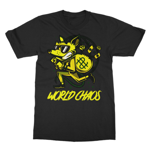 World Chaos Retro 6 Classic Adult T-Shirt