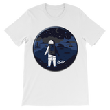 Outer Space Flint 13s Classic Kids T-Shirt - Lone Space Ranger