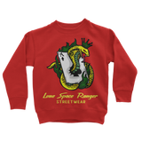 King Ace Retro 6 Classic Kids Sweatshirt - Lone Space Ranger