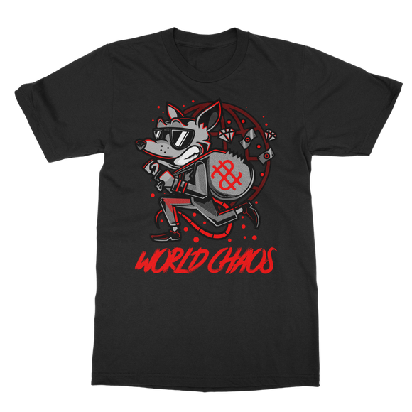 World Chaos Ret 3 Classic Adult T-Shirt