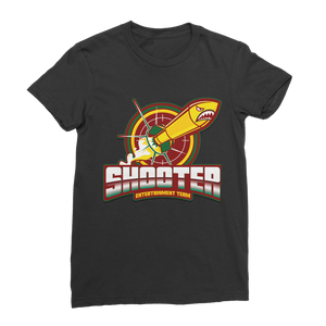 Shooter Ent. Team Rasta Classic Women's T-Shirt - Lone Space Ranger