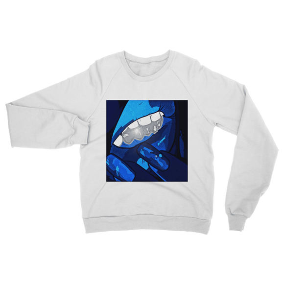 UNC Trill Lip Classic Adult Sweatshirt - Lone Space Ranger