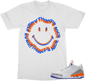 Everything Nice Knicks Classic Adult T-Shirt - Lone Space Ranger