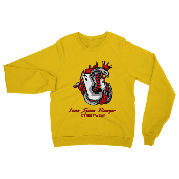 King Ace Ret 3 Classic Adult Sweatshirt