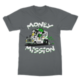 White Money Mission Classic Adult T-Shirt - Lone Space Ranger