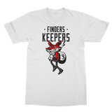Finders Keepers Metallic Classic Adult T-Shirt