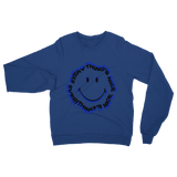 Everything Nice Royal Classic Adult Sweatshirt - Lone Space Ranger