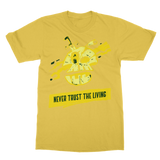 Never Trust The Living Ret 6 Classic Adult T-Shirt
