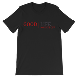 Good Life No Bad Days Ret 3 Classic Kids T-Shirt - Lone Space Ranger