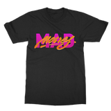 Mad Money Retro 7 Blk Classic Adult T-Shirt - Lone Space Ranger