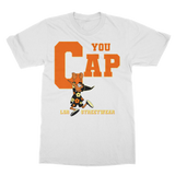 You Cap Shattered Backboard Retro 1 Classic Adult T-Shirt - Lone Space Ranger