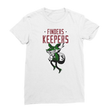Finders Keepers Pine Green Classic Women's T-Shirt