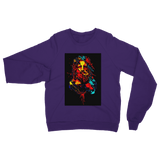 LSR Abstract Classic Adult Sweatshirt - Lone Space Ranger