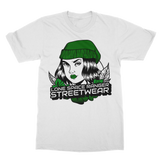 LSR Girl Pine Green Classic Adult T-Shirt - Lone Space Ranger