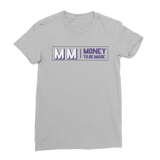 Money To Be Made Purple Classic Women's T-Shirt - Lone Space Ranger