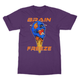 Brain Freeze Classic Adult T-Shirt - Lone Space Ranger