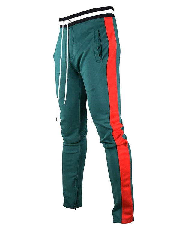 Slim Fit Track Pants - - Lone Space Ranger