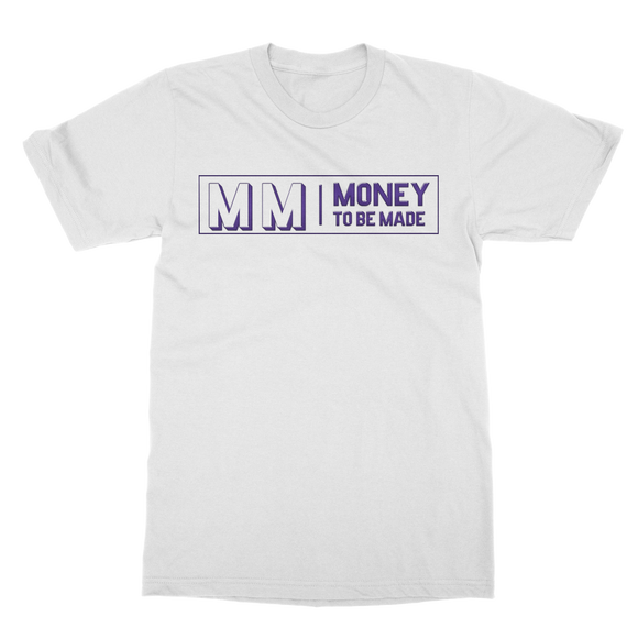 Money To Be Made Purple Classic Adult T-Shirt - Lone Space Ranger