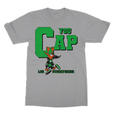 YOU CAP Seattle Classic Adult T-Shirt - Lone Space Ranger