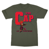 You Cap Ret 7 Classic Adult T-Shirt - Lone Space Ranger