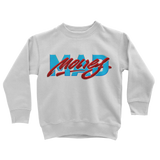Mad Money UNC To Chi Classic Kids Sweatshirt - Lone Space Ranger
