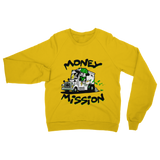 black money mission Classic Adult Sweatshirt - Lone Space Ranger