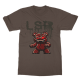 Vintage LSR Bear Classic Adult T-Shirt - Lone Space Ranger