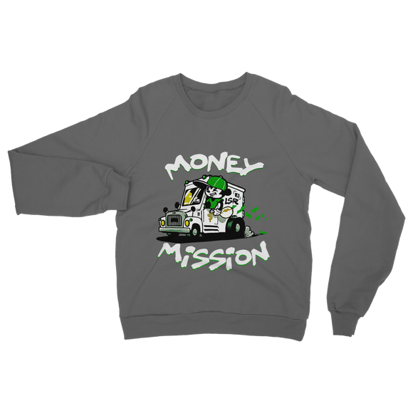 White Money Mission Classic Adult Sweatshirt - Lone Space Ranger