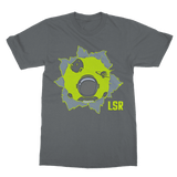 Still Here Neon Classic Adult T-Shirt - Lone Space Ranger