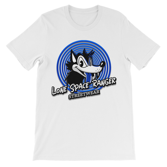 LSR Toons Game Royal Classic Kids T-Shirt - Lone Space Ranger