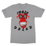 Crazy Dazed Blk Classic Adult T-Shirt - Lone Space Ranger