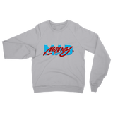 Mad Money UNC To Chi (Gray) Classic Adult Sweatshirt - Lone Space Ranger