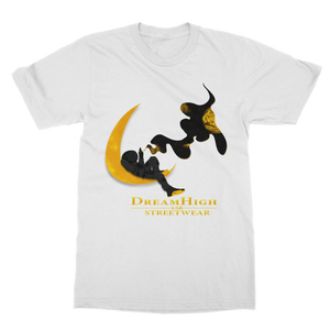 DreamHigh Retro 12 Classic Adult T-Shirt - Lone Space Ranger