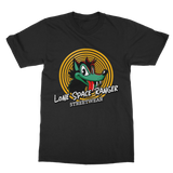 Lone Space Ranger Rasta Classic Adult T-Shirt - Lone Space Ranger