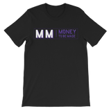 Money To Be Made Purple Classic Kids T-Shirt - Lone Space Ranger
