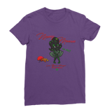 Money Monroe Pine Green Classic Women's T-Shirt - Lone Space Ranger