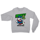 Healthy Meal Classic Adult Sweatshirt - Lone Space Ranger