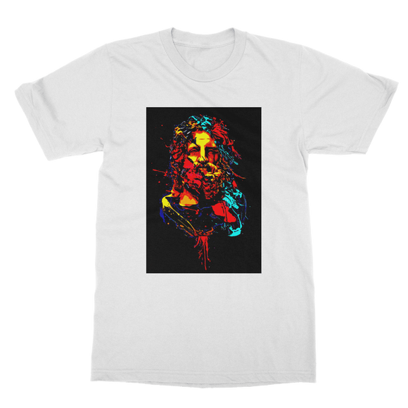 LSR Abstract Classic Adult T-Shirt - Lone Space Ranger