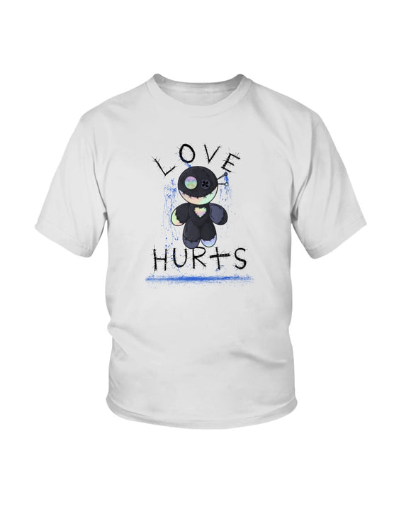 Kids Love Hurts Racer Blue - Lone Space Ranger