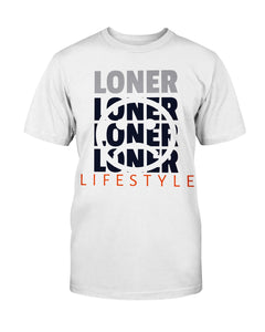 Men's Loner Lifestyle Retro 4 - Lone Space Ranger