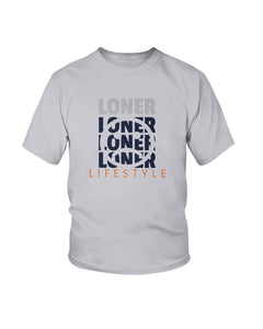 Kid's Loner Lifestyle Retro 4 - Lone Space Ranger