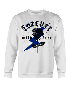 Forever Wild Free Retro 12 Royal - Lone Space Ranger